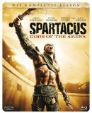Hurst, Michael - Spartacus - Gods of the Arena - Steelbook bestellen