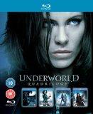 Wiseman, Len - Underworld Quadrilogy bestellen