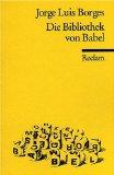 Borges, Jorge Luis - Die Bibliothek von Babel bestellen