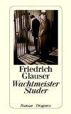 Glauser, Friedrich - Wachtmeister Studer bestellen