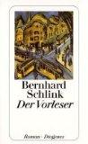 Schlink, Bernhard - Der Vorleser bestellen
