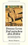 Leon, Donna - Tod zwischen den Zeilen bestellen