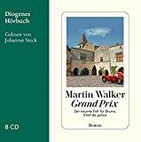 Walker, Masrtin - Grand Prix. Der neunte Fall für Bruno Chef de police (Hörbuch) bestellen