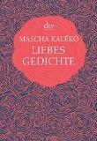Kaleko, Mascha - Liebesgedichte bestellen