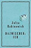 Rabinovich, Julya - Dazwischen Ich bestellen