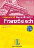 Langenscheidt - Französisch Grammatiktrainer A1 bis B2 bestellen