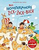 Jeremies, Christian - Mein monsterlanges Zick-Zack-Buch bestellen