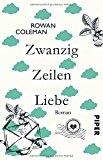 Coleman, Rowan - Zwanzig Zeilen Liebe bestellen