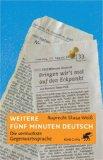 Skasa-Weiß, Ruprecht - Weitere Fünf Minuten Deutsch bestellen