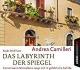 Camilleri, Andrea - Das Labyrinth der Spiegel bestellen