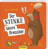Badstuber, Martina - Der stinkesaure Braunbär bestellen