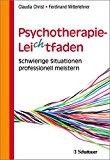 Christ, Claudia - Psychotherapie-Lei(ch)tfaden bestellen