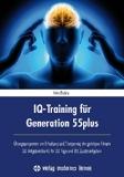 Bosley, Irina - IQ-Training für die Generation 55 plus bestellen
