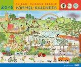 Berner, Rotraut Susanne - Wimmelkalender 2015 bestellen