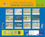 Berner, Rotraut Susanne - Wimmelkalender 2016 bestellen