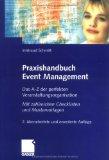 Schmitt, Irmtraud - Praxishandbuch Event Management bestellen