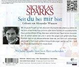 Sparks, Nicholas - Seid du bei mir bist (Hörbuch) bestellen