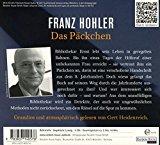 Hohler, Franz - Das Päckchen (Hörbuch) bestellen