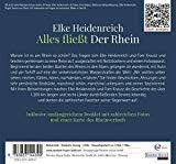 Heidenreich, Elke - Alles fließt. Der Rhein. Eine Reise, Bilder, Geschichten (Hörbuch) bestellen