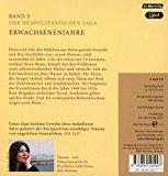 Ferrante, Elena - Die Geschichte der getrennten Wege (Hörbuch) bestellen