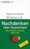 Müller, Albrecht - Nachdenken über Deutschland. Das kritische Jahrbuch 2014/2015 bestellen