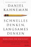 Kahneman, Daniel - Thinking, Fast and Slow bestellen