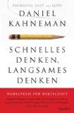 Kahneman, Daniel - Thinking, Fast and Slow bestellen