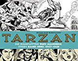 Manning, Russ - Edgar Rice Burroughs Tarzan. Die kompletten Russ Manning Strips  Band 1: 1967-1968 bestellen