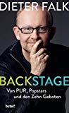 Falk, Dieter - Backstage. Von PUR, Popstars und den Zehn Geboten bestellen